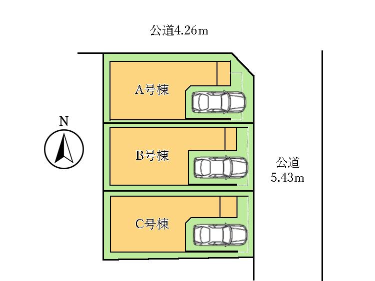 西区天塚町(三栄)