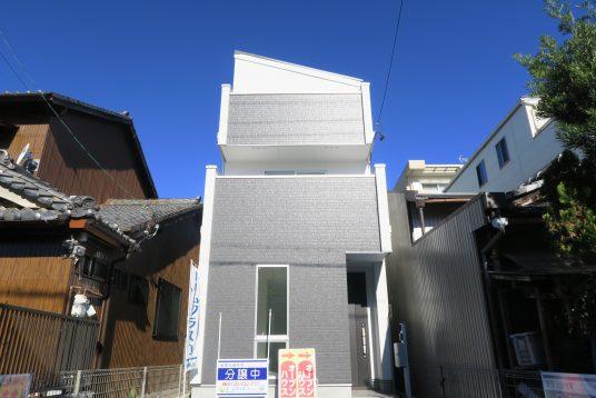 名古屋市西区香呑町第3期 限定1邸