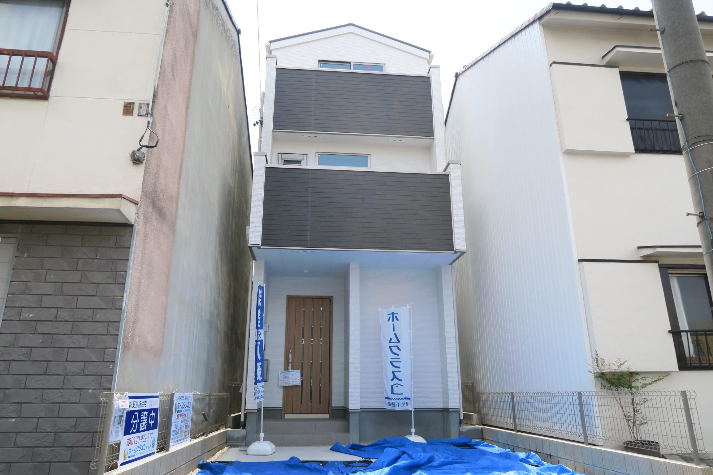 名古屋市西区香吞町第4期 限定1邸